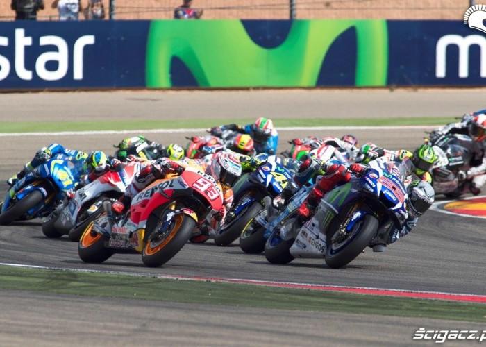GP Aragonii 2016 wyscig