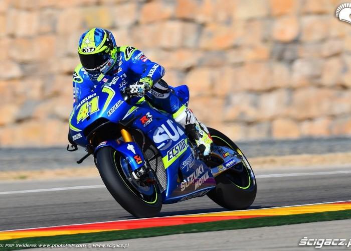 GSX RR Grand Prix Aragonii 2016