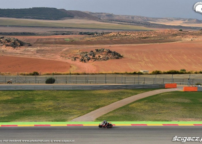 Grand Prix Aragonii 2016 Aragonia