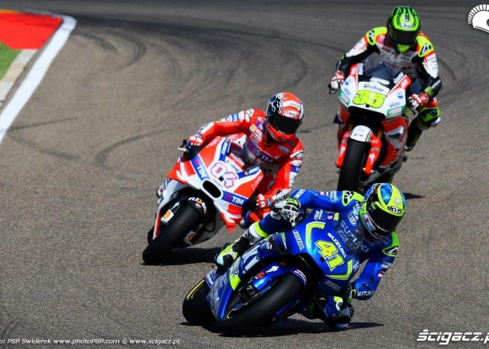 Grand Prix Aragonii 2016 MotoGP Suzuki