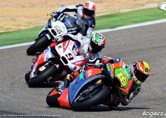 Grand Prix Aragonii 2016 MotoGP aprilia