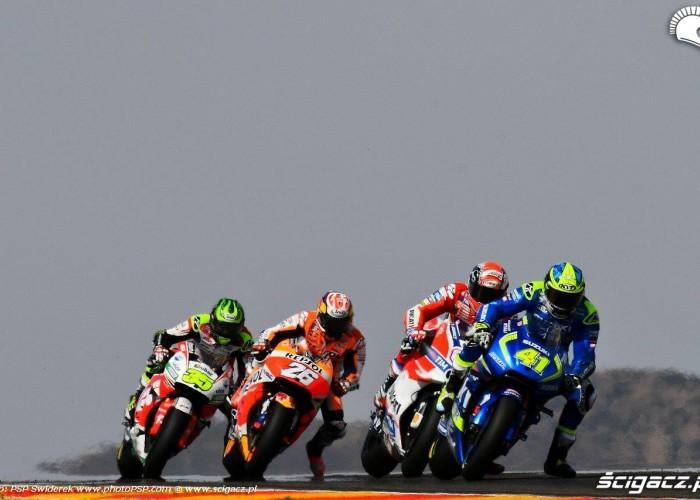 Grand Prix Aragonii 2016 MotoGP wyscig