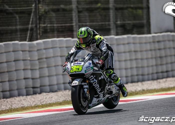 Crushlow Honda motogp 2016 barcellona