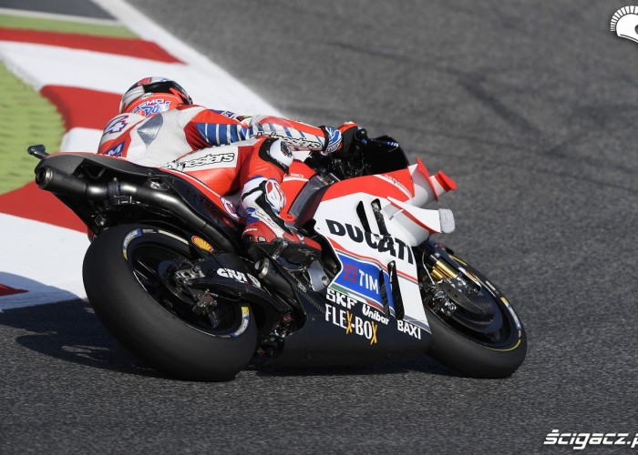Dovi motogp 2016 barcellona Ducati