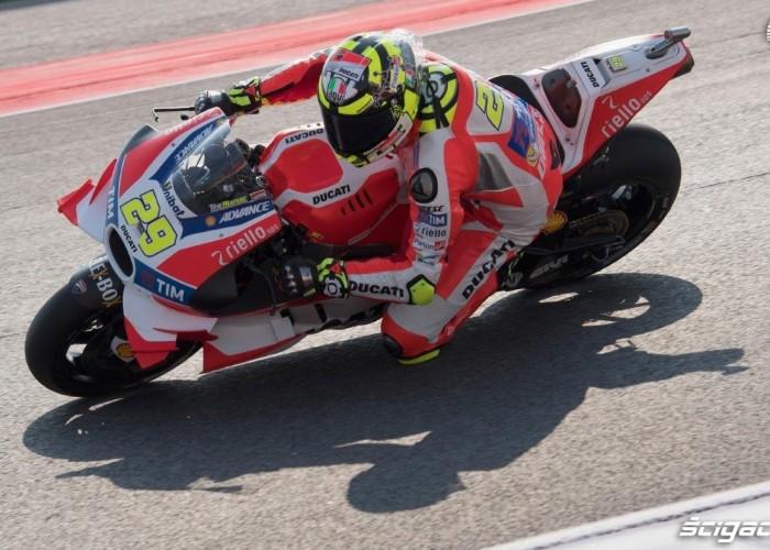 Andrea Iannone Grand Prix Misano 2016