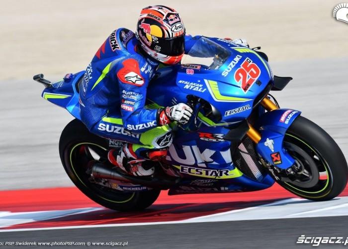 GSX RR Grand Prix San Marino Misano 2016
