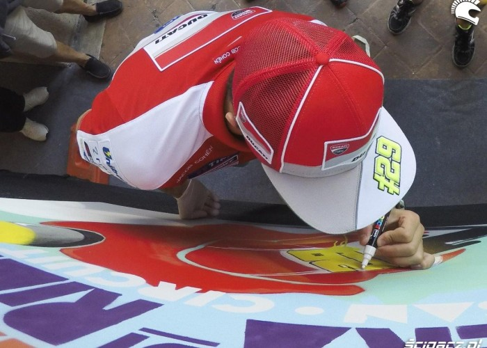 Iannone Grand Prix Misano 2016