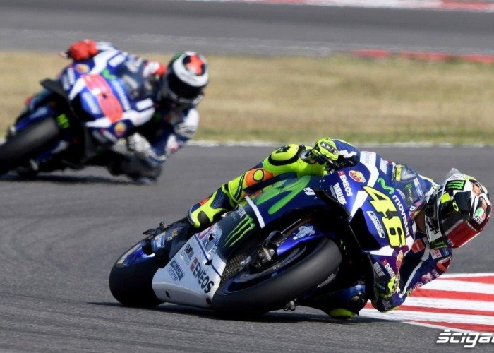 Yamaha Racing Grand Prix Misano 2016