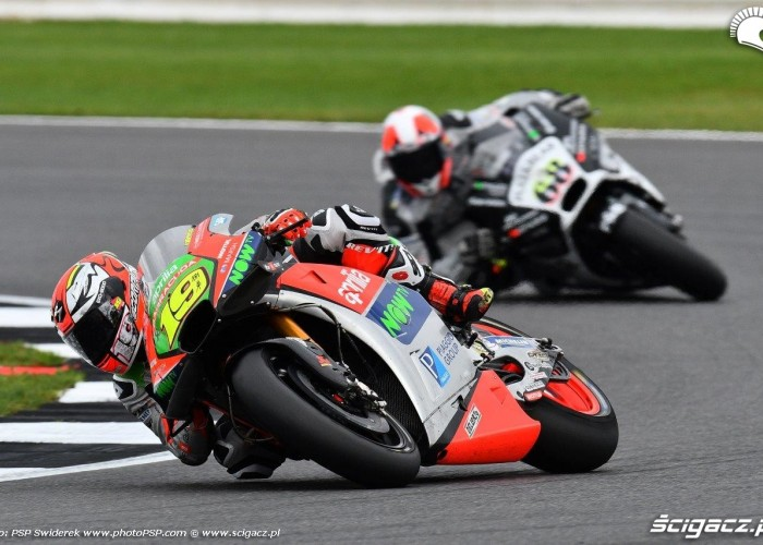 Aprilia Great Britain GP 2016 Silverstone