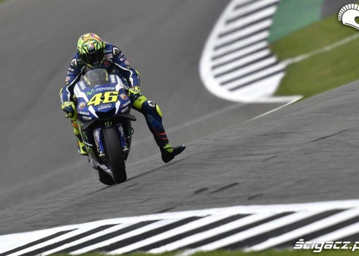 Grand Prix Wielkiej Brytanii 2016 tablice Rossi