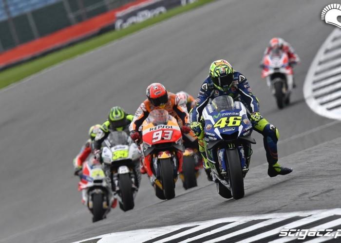 Grand Prix Wielkiej Brytanii 2016 wyscig