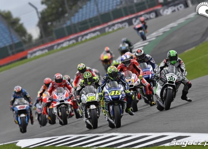 Wyscig Grand Prix Wielkiej Brytanii 2016