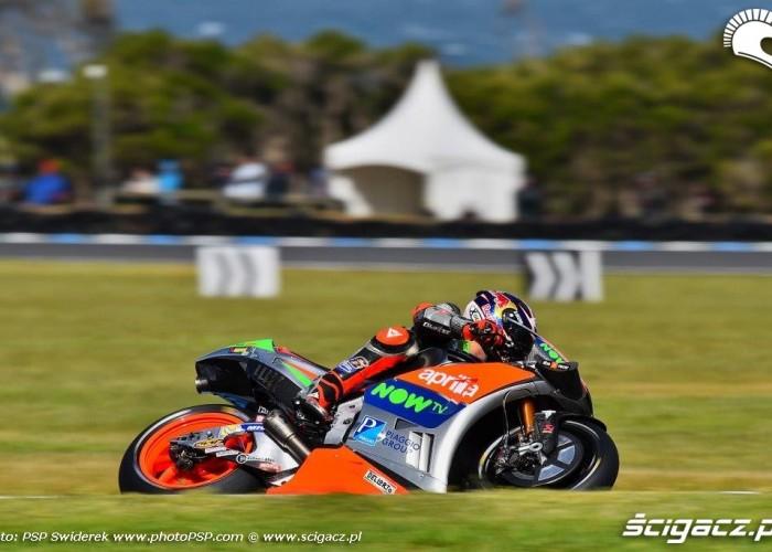 Aprilia Grand Prix Australii 2016