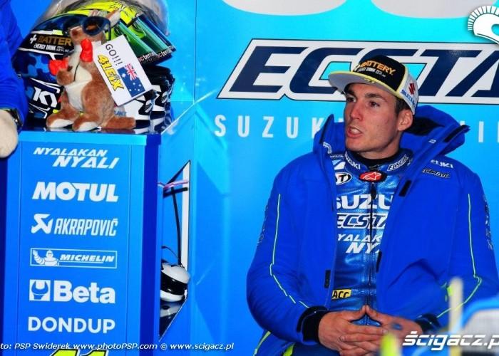 Espargaro Grand Prix Australii 2016