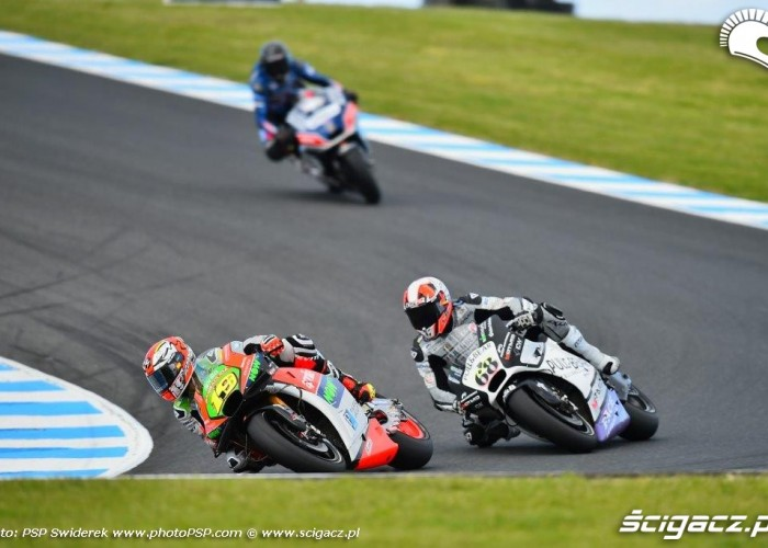 Grand Prix Australii 2016 Aprilia Ducati