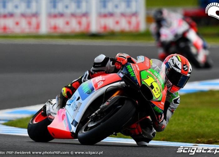 Grand Prix Australii 2016 Aprilia GP