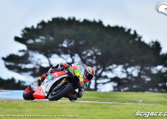 Grand Prix Australii 2016 Bautista