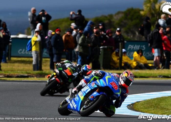 Grand Prix Australii 2016 Vinales Smith