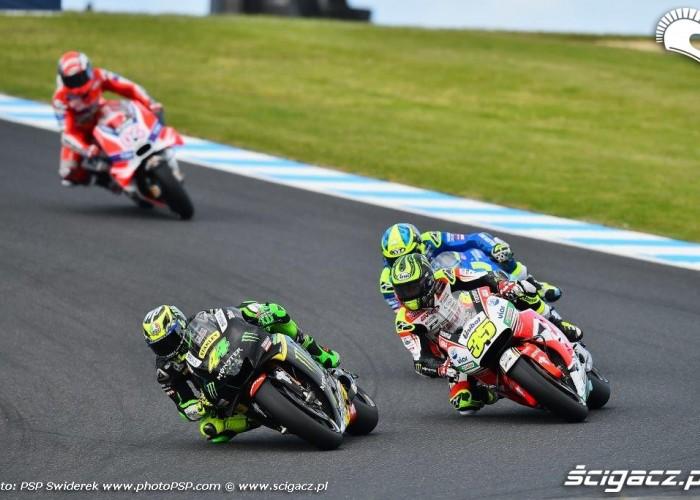 Grand Prix Australii 2016 czolowka