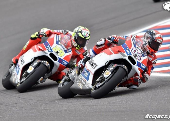 Ducati GP Argentyna 2016
