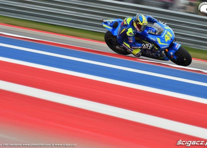 Aleix GP Ameryk 2016