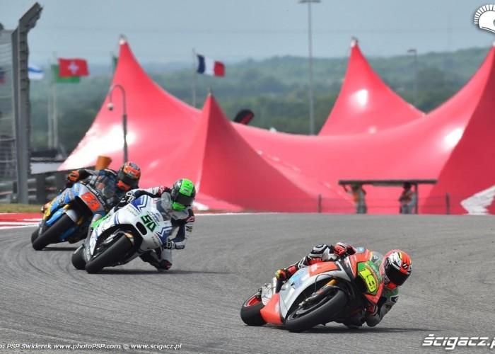 Aprilia Ducati Honda GP Ameryk 2016