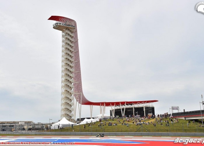 Circuit of the Americas GP Ameryk 2016