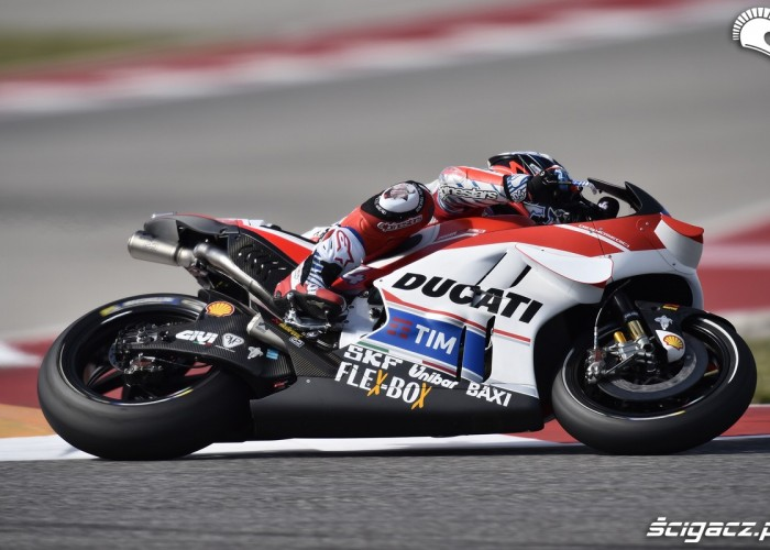 Ducati Grand Prix Ameryk 2016