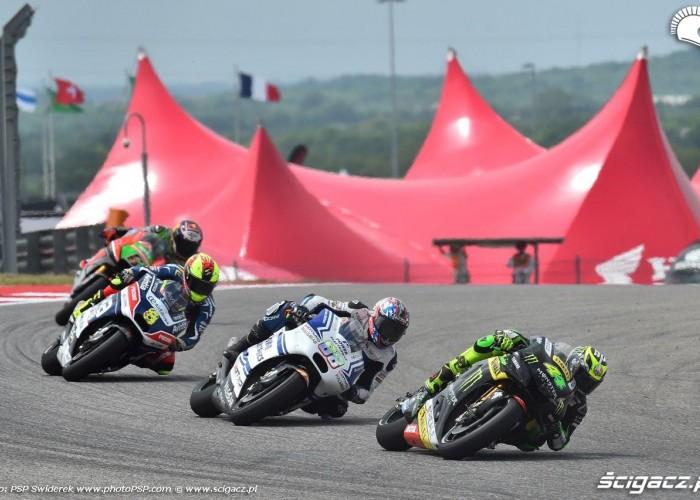 GP Ameryk 2016 wyscig