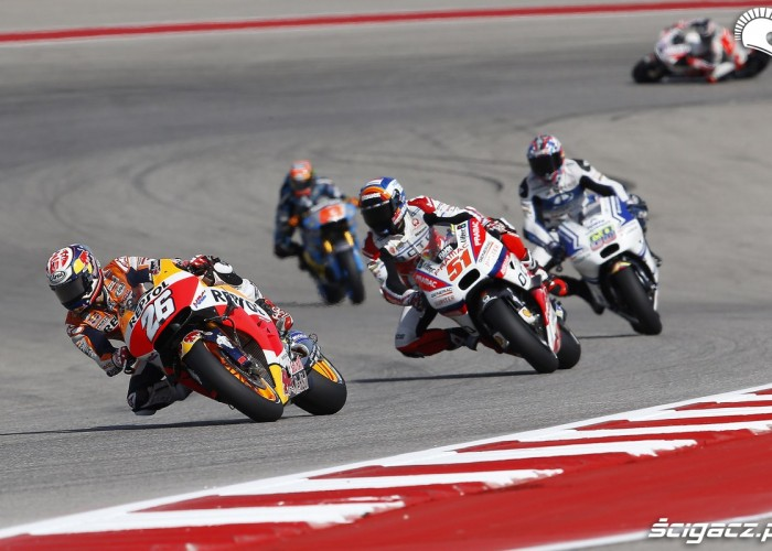 Grand Prix Ameryk 2016 COTA