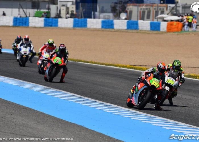 Bautista wyscig GP Hiszpanii Jerez