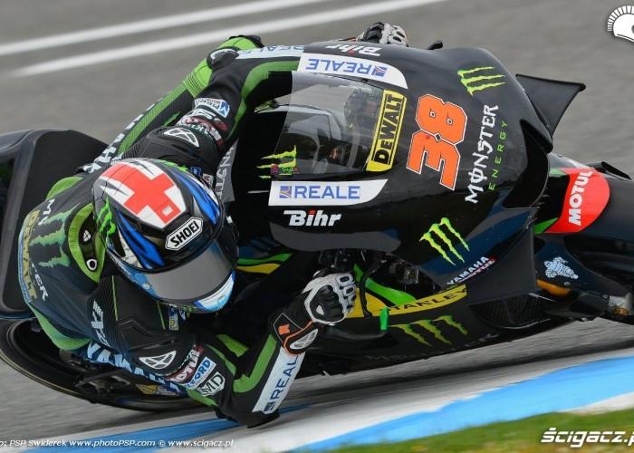 Bradley Smith GP Hiszpanii Jerez