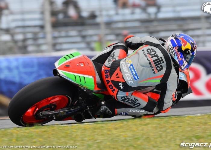 GP Hiszpanii Jerez Bradl