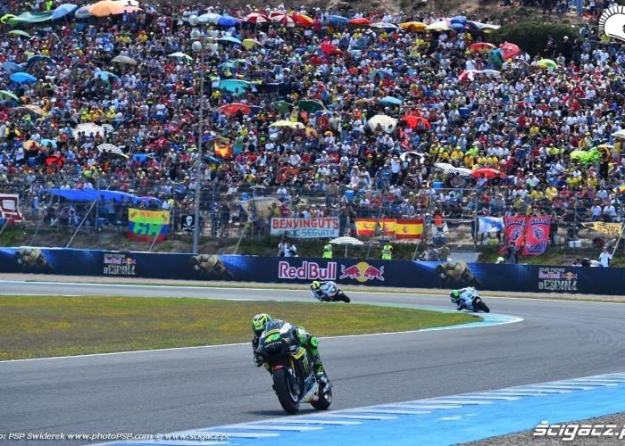 GP Hiszpanii Jerez kibice