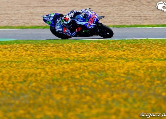 Jorge Grand Prix Hiszpanii