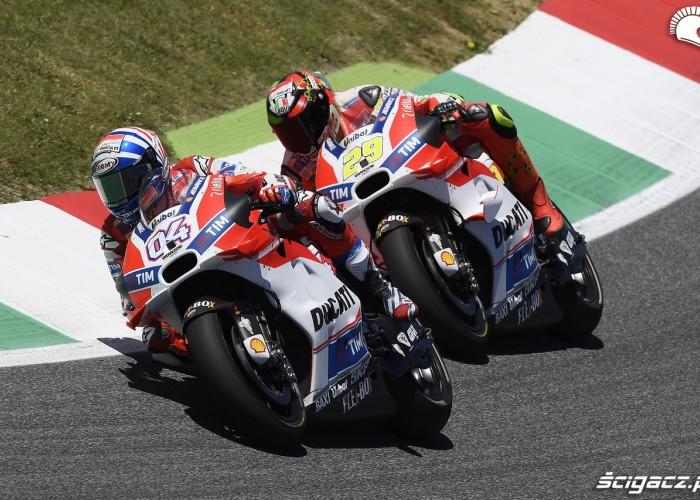 ducati team motogp mugello 2016