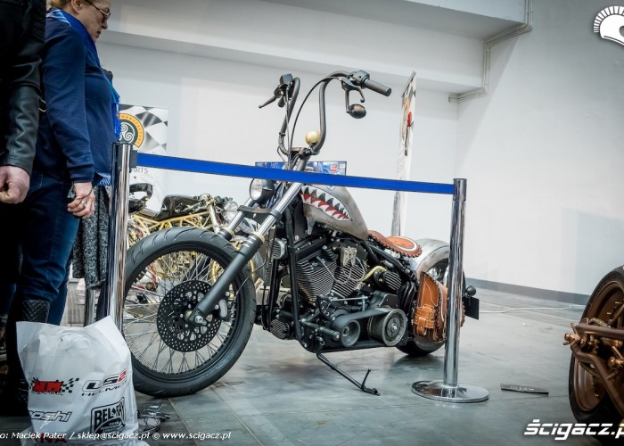 bobber poznan motorshow