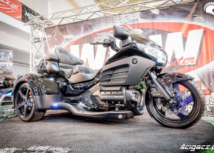 goldwing trike 2016