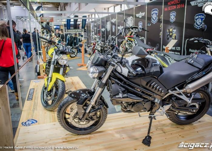 motocykl benda 2016 poznan
