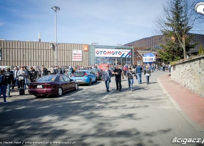 motor show 2016 odwiedzajacy
