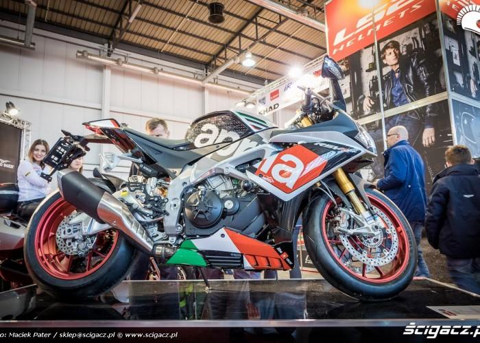 rsv4 motor show 2016
