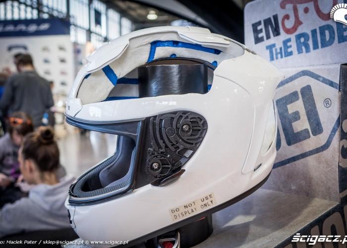 shoei motor show 2016