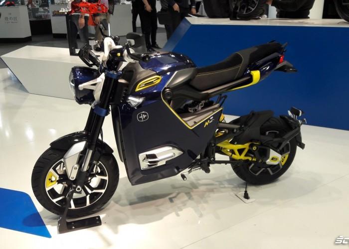 motocykl elektryczny eicma
