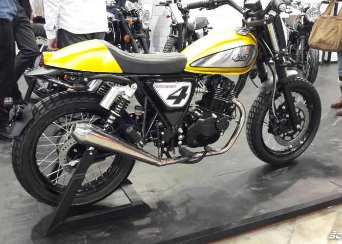 motocykl mash