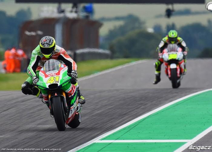 MotoGP Sachsenring Aleix Espargaro 41 Aprilia Gresini 10
