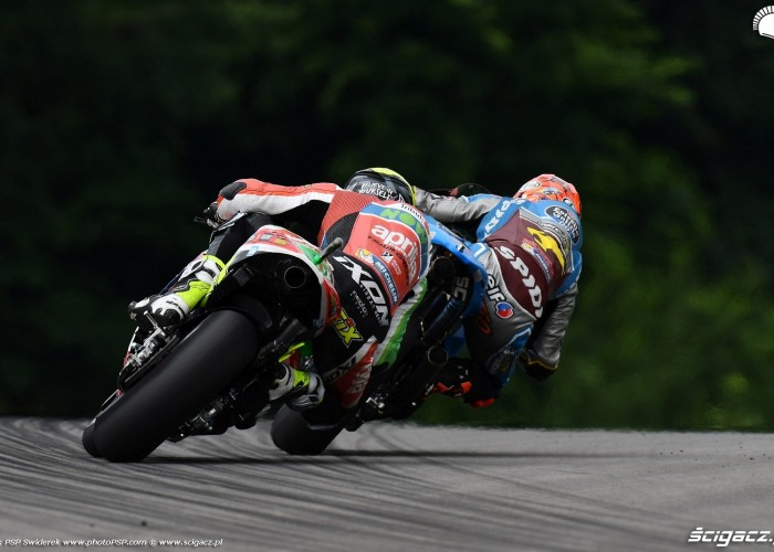 MotoGP Sachsenring Aleix Espargaro 41 Aprilia Gresini 13