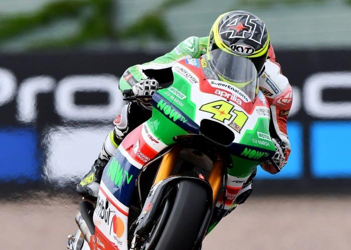 MotoGP Sachsenring Aleix Espargaro 41 Aprilia Gresini 15