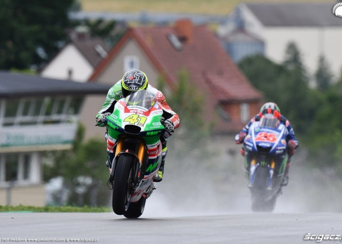 MotoGP Sachsenring Aleix Espargaro 41 Aprilia Gresini 16
