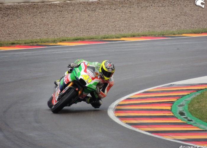 MotoGP Sachsenring Aleix Espargaro 41 Aprilia Gresini 2