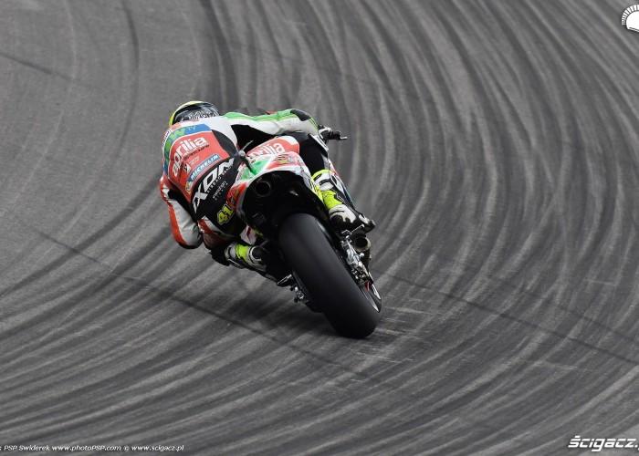 MotoGP Sachsenring Aleix Espargaro 41 Aprilia Gresini 20